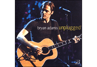 Bryan Adams Unplugged Rock CD