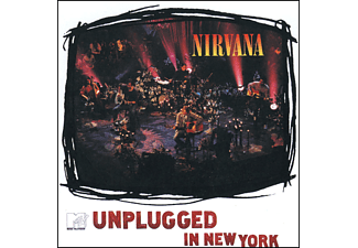 Nirvana - Mtv Unplugged In New York - (CD)