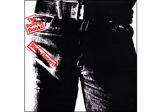 The Rolling Stones STICKY FINGERS 2009 Rock CD