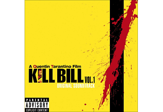 Various, Ost/Various - Kill Bill Vol.1 [CD]