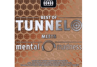 Various - Best Of Vol.6-Tunnel Meets Mental Madness [CD]