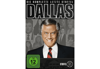 Dallas - Staffel 14 - (DVD)