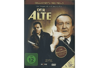 Der Alte - Vol. 3 (Collector's Box) [DVD]
