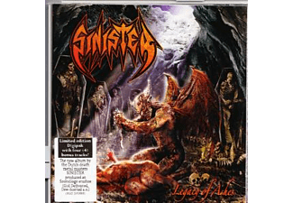 Sinister - Legacy Of Ashes (Limited Edition) [CD]
