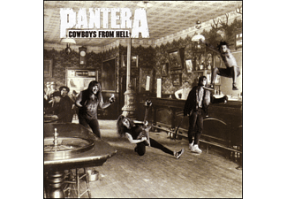 Pantera - Pantera - Cowboys From Hell - (CD)