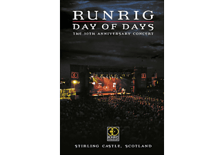 Runrig - Day Of Days - The 30th Anniversary Concert [DVD]