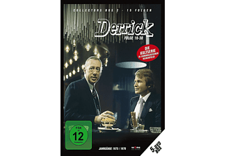 Derrick: Collector's Box Vol. 2 (Folge 16-30) [DVD]
