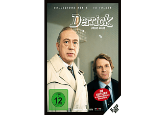 Derrick: Collector's Box Vol. 4 (Folge 46-60) [DVD]