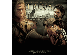 James Horner;James (Composer) Ost/Horner - Troja (Troy) [CD]