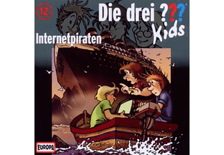 - Die drei ??? Kids 12: Internetpiraten - (CD)
