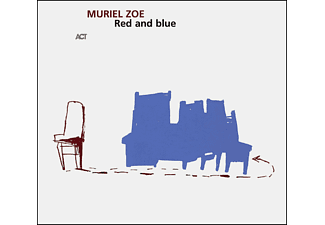 Muriel Zoe - Red And Blue - (CD)