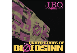 J.B.O. - United States Of Blöedsinn [CD]
