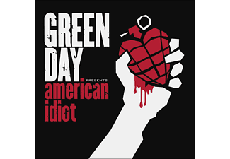 Green Day AMERICAN IDIOT Rock/Pop CD