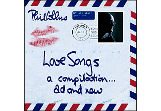 Phil Collins - Love Songs. A Compilation... Old & New [CD]