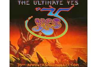 Yes - Ultimate Yes-35th Anniversary [CD]