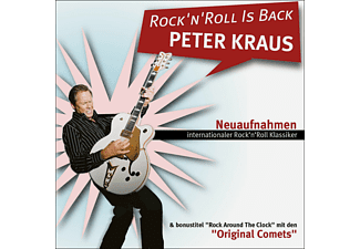 Peter Kraus - ROCK N ROLL IS BACK [CD]