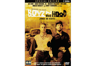BOYZ N THE HOOD (SPECIAL EDITION) [DVD]