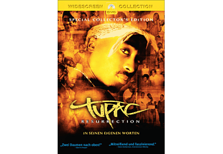 Tupac Resurrection - Special Collector's Edition [DVD]