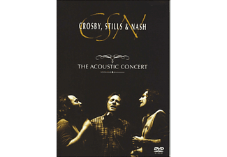 Graham Nash - THE ACOUSTIC CONCERT [DVD]