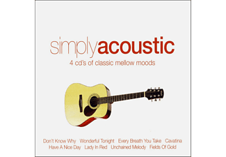 Various - Simply Acoustic [CD]