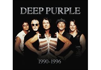 Deep Purple - 1990-1996 - (CD)