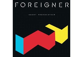 Foreigner - Agent Provocateur/Remaster - (CD)