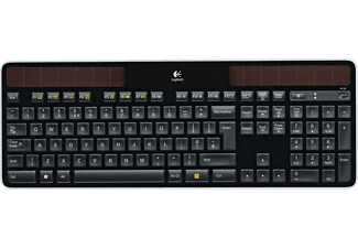 LOGITECH 920-002916 K 750 Wireless Solar Keyboard