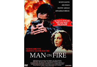 MAN ON FIRE [DVD]