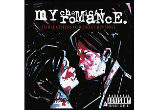 My Chemical Romance - Three Cheers For Sweet Revenge [CD]