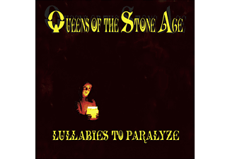 Queens Of The Stone Age Lullabies To Paralyze Rock CD