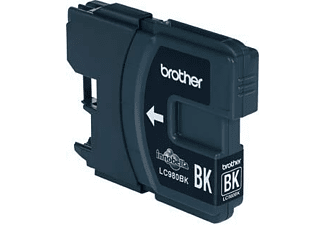 BROTHER LC-980 BK Schwarz