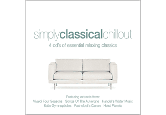 Div Chill Out, Various - Simply Classical Chillout [CD]