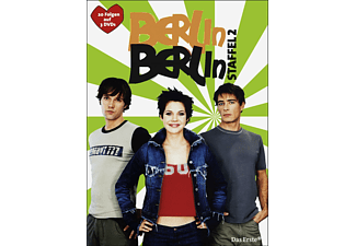 BERLIN BERLIN 2.STAFFEL (27-46) [DVD]