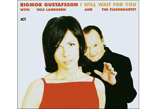 Rigmor With Nils Landgr Gustafsson;Gustafsson, Rigmor / Landgren, Nils - I Will Wait For You [CD]
