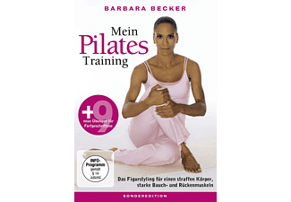 Barbara Becker - Mein Pilates Training - Sonderedition [DVD]
