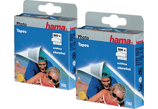 HAMA Fototape Aktion 1000 Klebemittel, Transparent