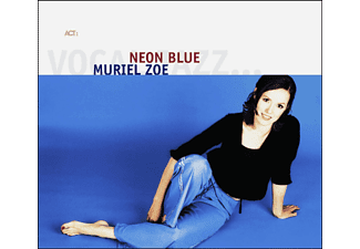 Muriel Zoe - Neon Blue [CD]