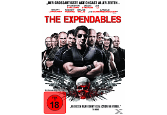 The Expendables Action DVD