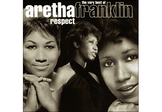 Aretha Franklin - Respect - The Very Best Of [CD]