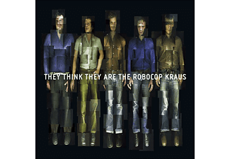 The Robocop Kraus - They Think They Are The Robocop Kraus - (CD)