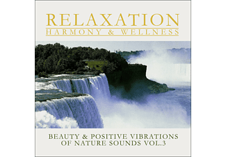 VARIOUS - BEAUTY AND POSITIVE VIBRATIONS OF NATURE SOUNDS VOL.3 [CD]