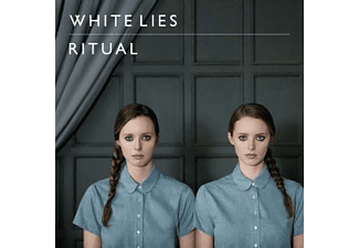 White Lies Ritual Independent CD