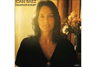 Joan Baez - Diamonds And Rust [CD]