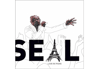 Seal - Live In Paris [CD]
