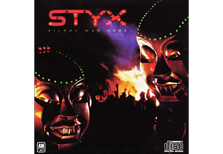Styx - Kilroy Was Here [CD]