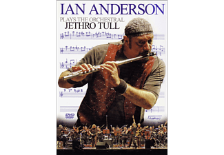 Ian Anderson;Neue Philharmonie Frankfurt - Ian Anderson Plays The Orchestral Jethro Tull [CD]