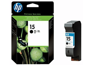 HP 15 Black 25ml