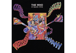 The Who - A Quick One [CD]