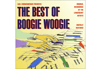 Various - Best Of Boogie Woogie [CD]