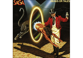 Saga - Heads Or Tales [CD]